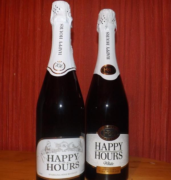 фото ассортимента шампанского Хэппи Ауэрс
