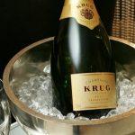 фото бутылки шампанского Круг