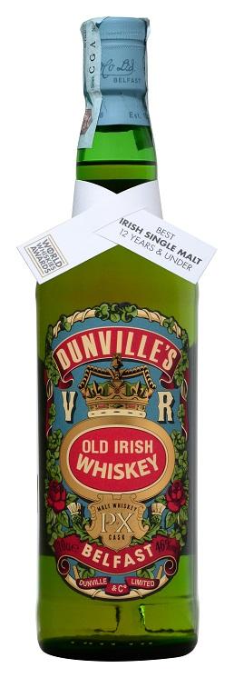 Dunville's Irish Whiskey фото