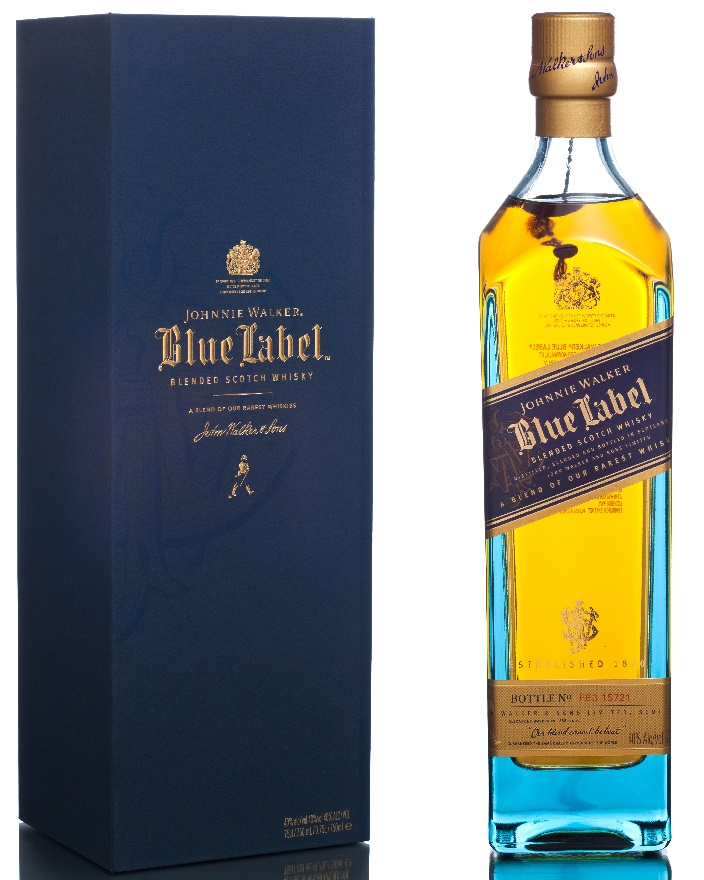 Johnnie Walker Blue Label фото