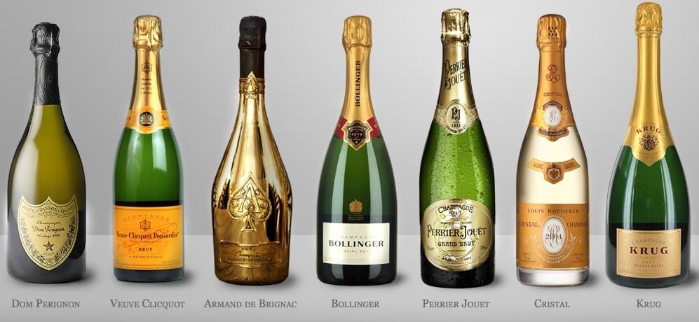 рейтинг фоанцузского шампанского