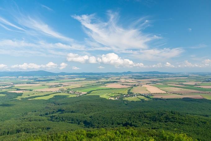 Шотландская равнина фото