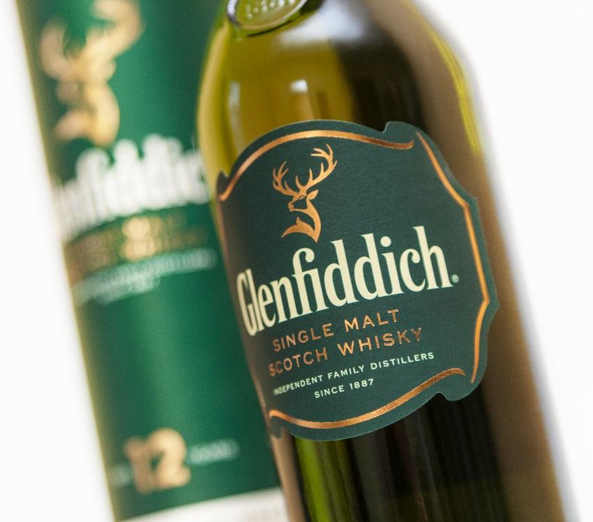 Glenfiddich single malt scotch whisky фото