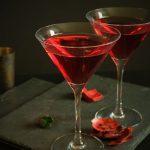 алкогольный коктейль Роза