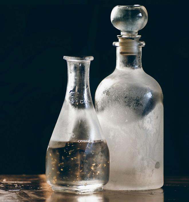 как правильно пить ликер Голдвассер