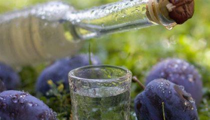 фото румынской фруктовой водки цуйка