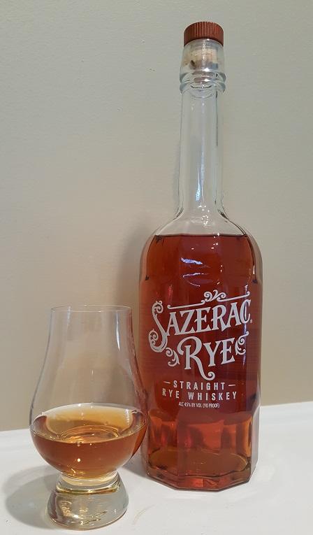 фото виски Sazerac Rye