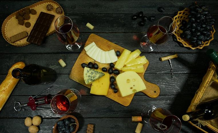 фото чем закусывать вино Альянико