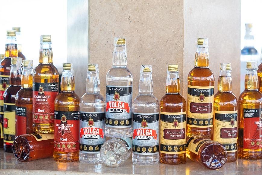 фото египетского алкоголя