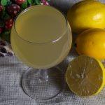 фото домашнего лимонного вина