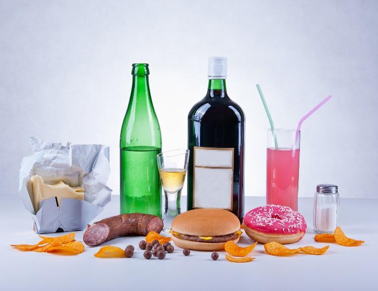 почему от алкоголя толстеют