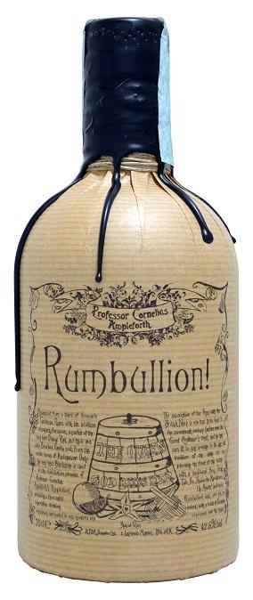 фото бутылки рома rumbullion