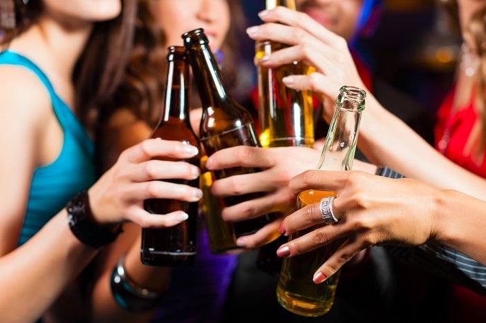 алкоголь и общение