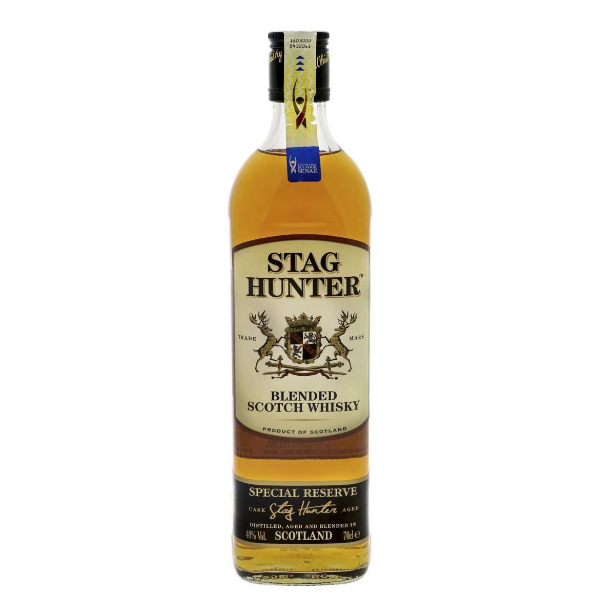 фото бутылки виски Стаг Хантер
