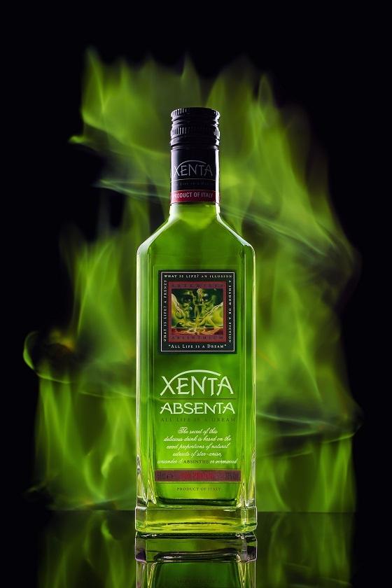 бутылка Ксента Абсента