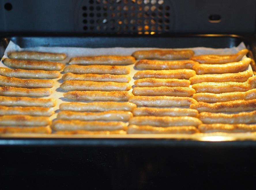 приготовление печенья на пиве фото