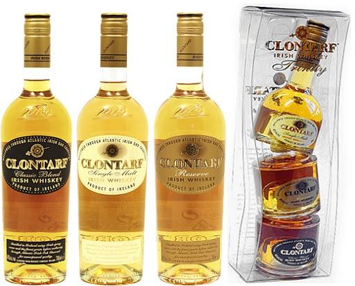 виды виски Клонтарф