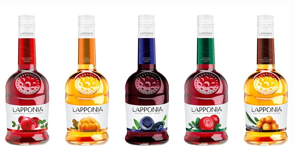 виды ликеров Лаппония