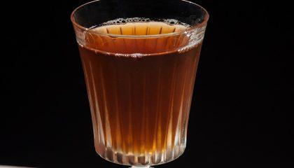 алкогольный коктейль Стингер