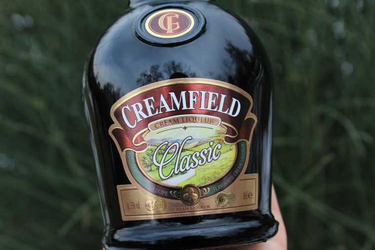 кремовый ликер Creamfield фото