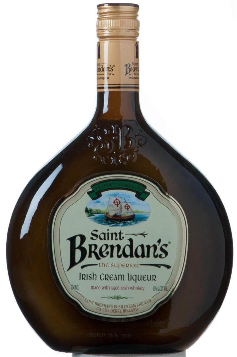ликер Saint Brendan's фото