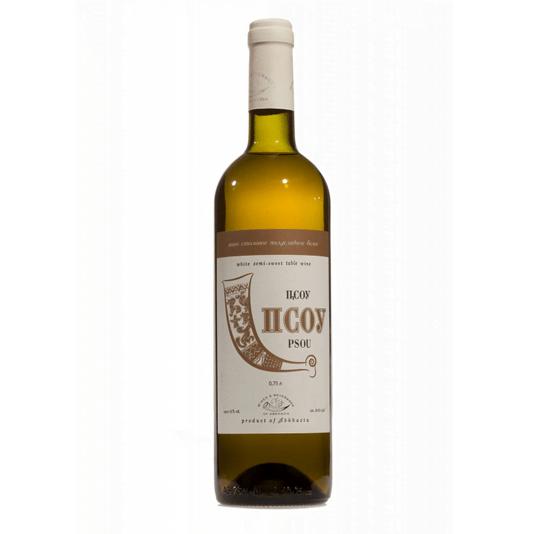 бутылка вина Псоу