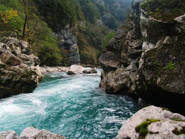 Река Псоу фото