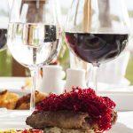 вино с мясом фото