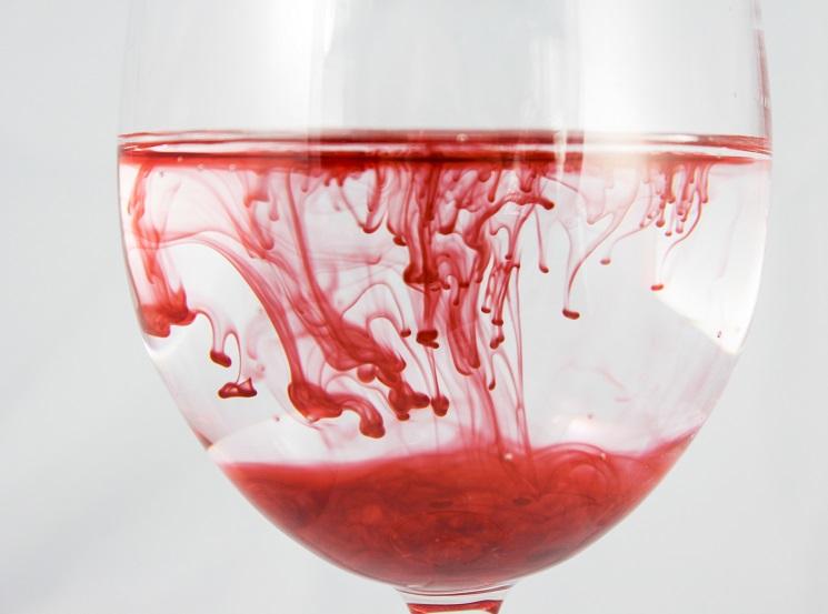 алкоголь и густота крови