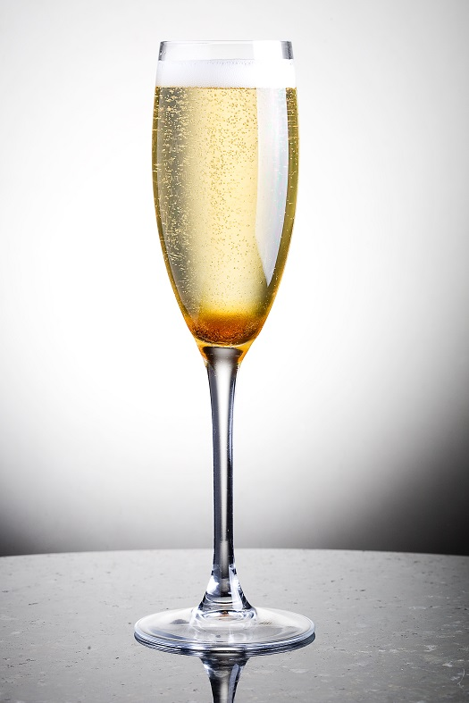 домашний коктейль Шампань фото