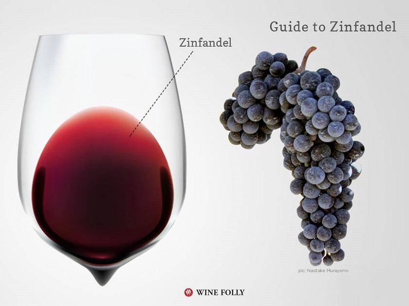 калифорнийское вино Зинфандель