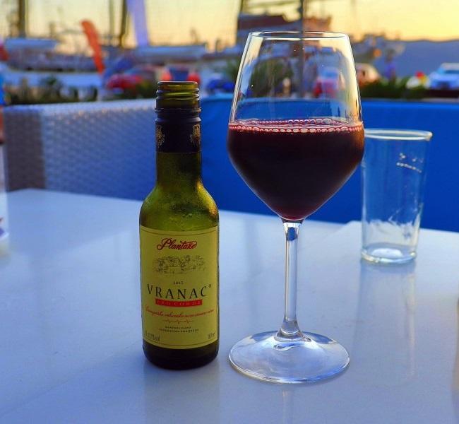 сербское вино Вранац