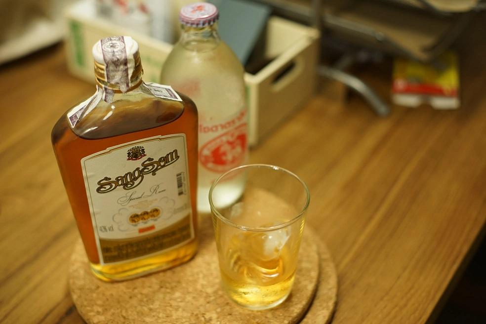 тайский виски Санг Сом