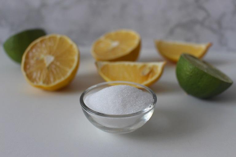 очистка самогонного аппарата лимонной кислотой