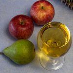 яблочно-грушевое вино фото