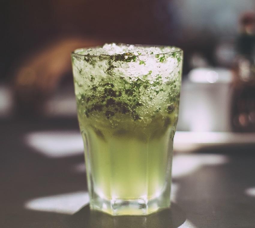 безалкогольный коктейль фото