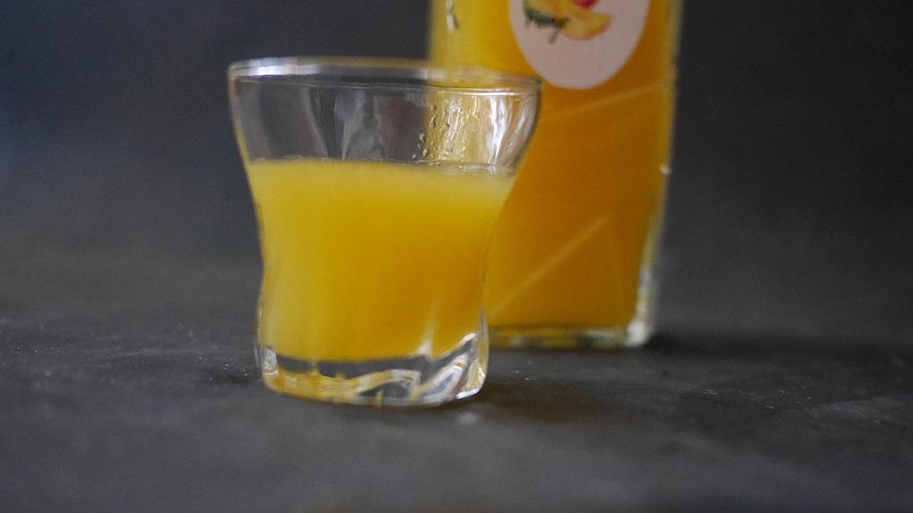 домашняя наливка из манго