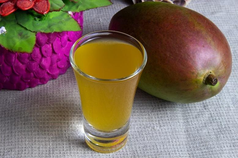 домашняя наливка из манго фото