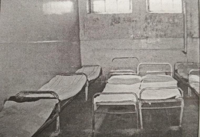 советская комната вытрезвитель фото