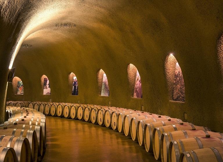 выдержка калифорнийских вин