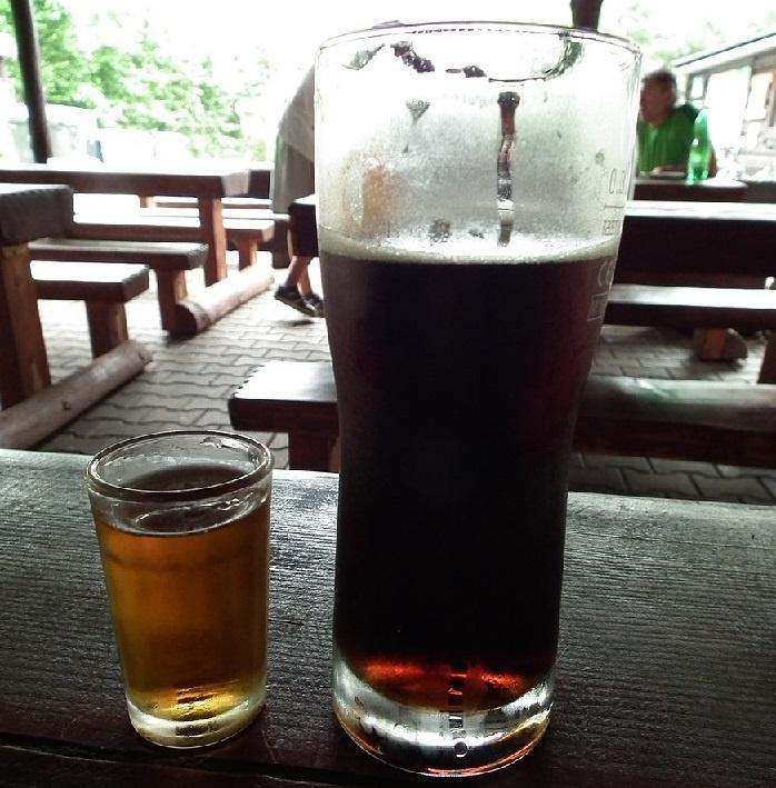 чешский ром с пивом