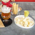 пиво и сыр фото