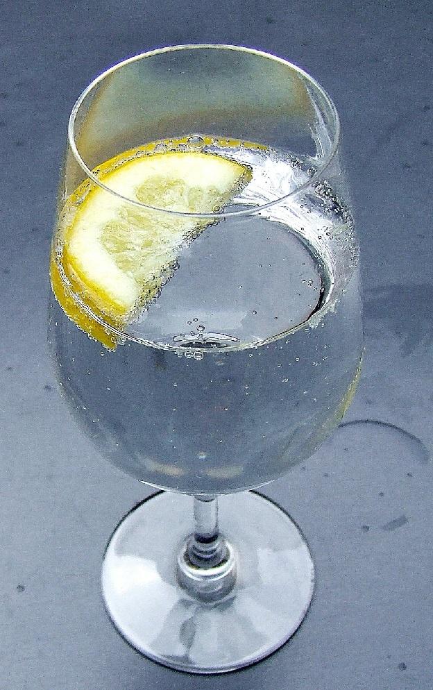 как пить загированную водку