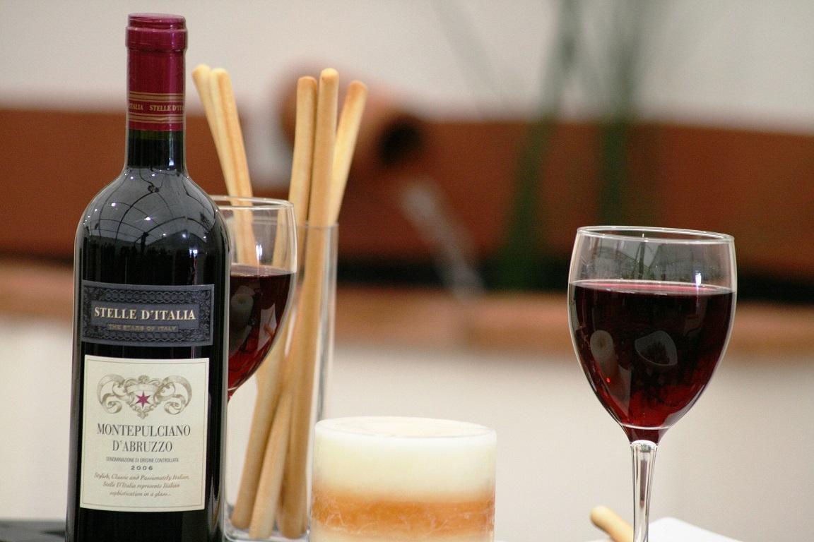 вино вино монтепульчано д абруццо фото