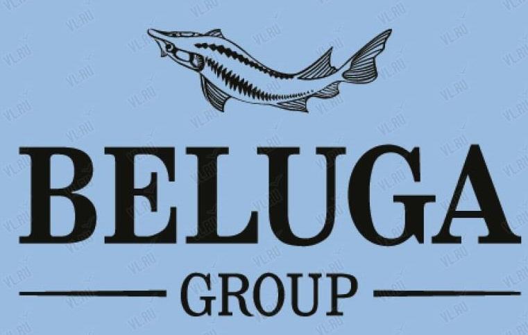 логотип Белуга Груп фото
