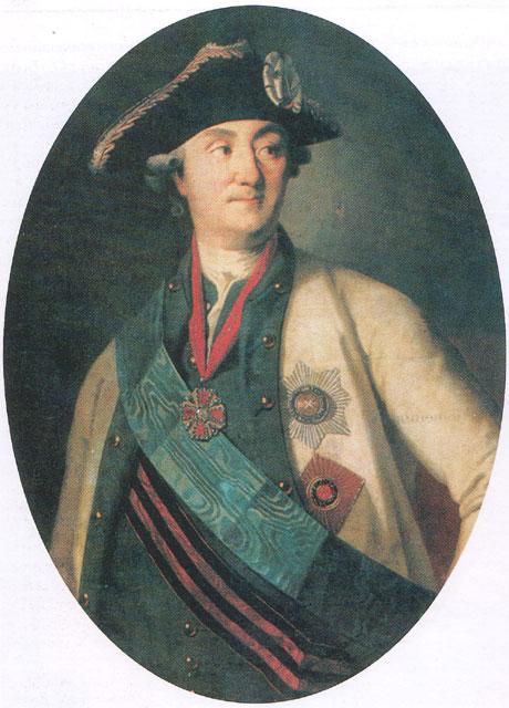 граф Орлов фото