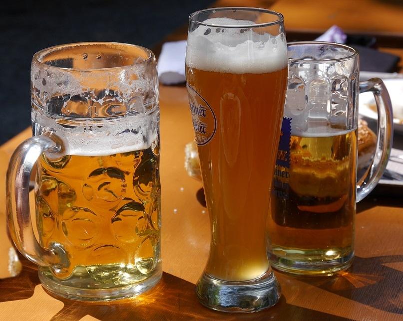 нефильтрованное пшеничное пиво фото