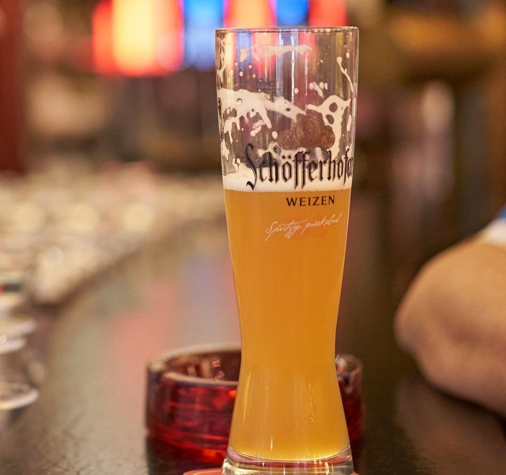 немецкое пиво вайценбир фото