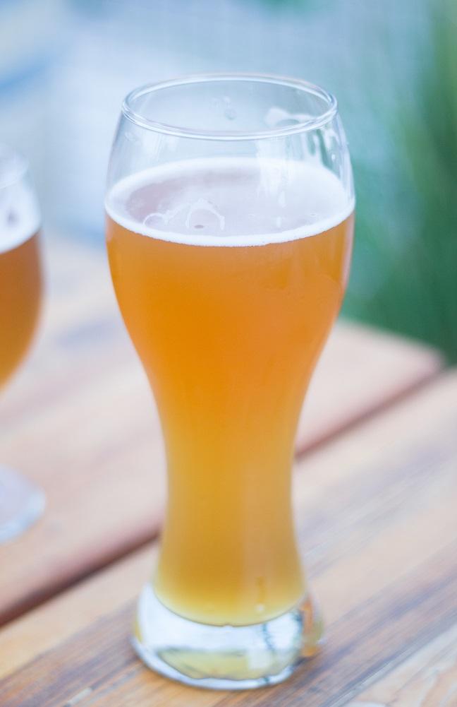пшеничное пиво бланш фото