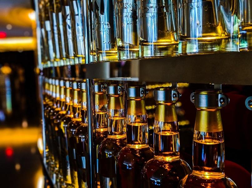 синтетический алкоголь Alcarelle фото